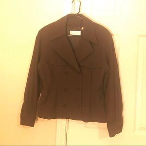 Broken blazer jacket